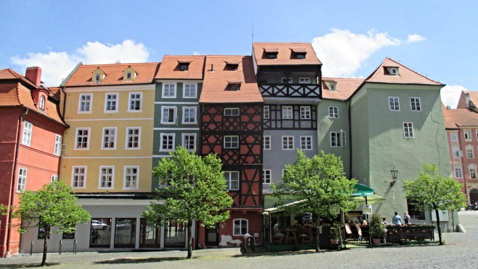 Soubor staveb byl dokončen až v 15. století