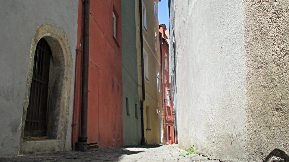 Středověký půvab Kramářské ulice
