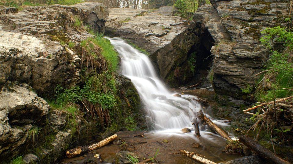 Butovský vodopád