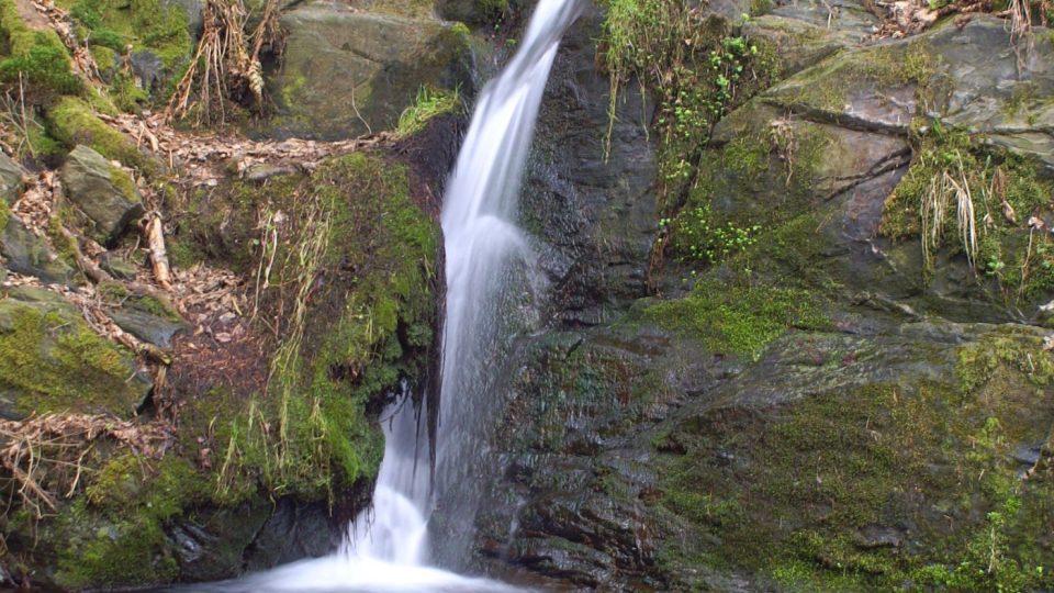 Ondřejovské vodopády