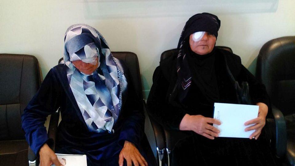 Prof. MUDr. Naďa Jirásková, Ph.D., vedoucí mise hradeckých očních lékařů v Jordánsku, vracela zrak syrským uprchlíkům