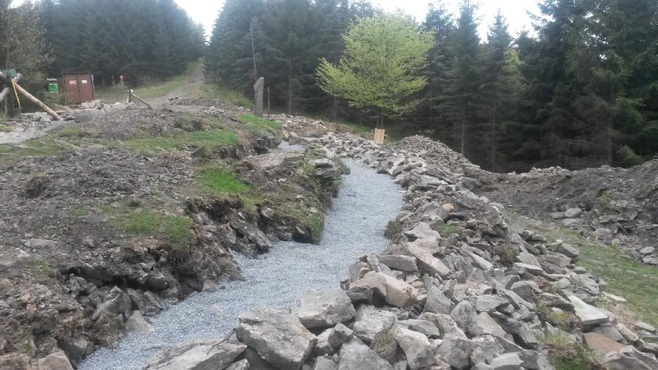 Ivančena bude mít nově podobu kamenných teras