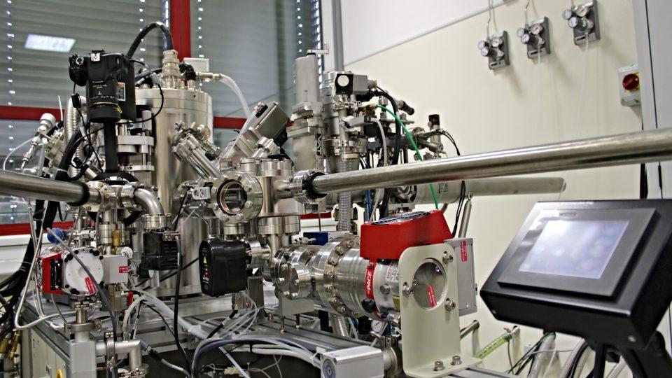 Fotoelektronový spektroskop