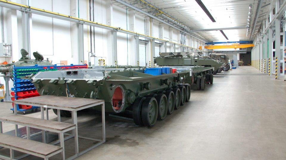 Hala Tatra Defence Vehicle