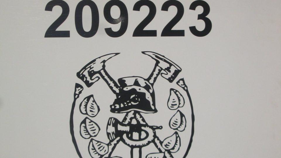 Znak SDH Zdiby