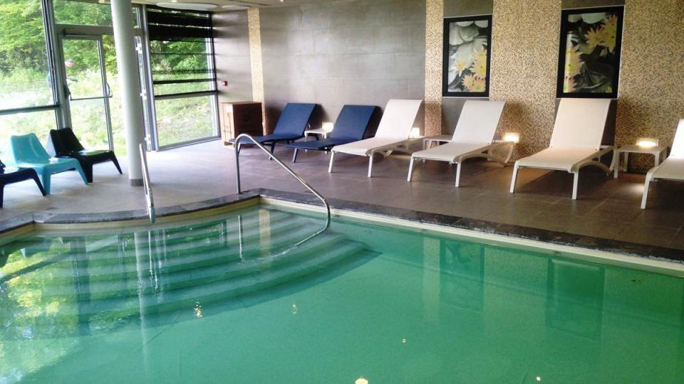 Wellness zóna hotelu