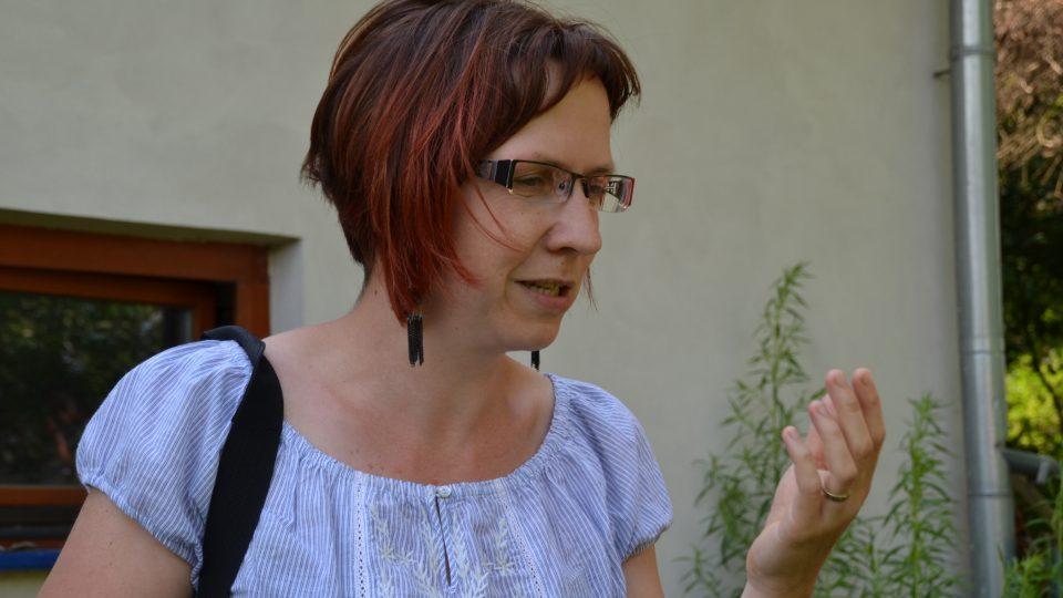Marta Veselá Jirousová
