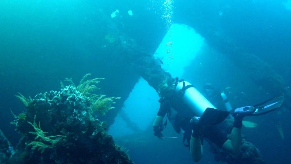 Naprosto normální potápěčka a milovnice vody Denisa Lhotová z Hořic