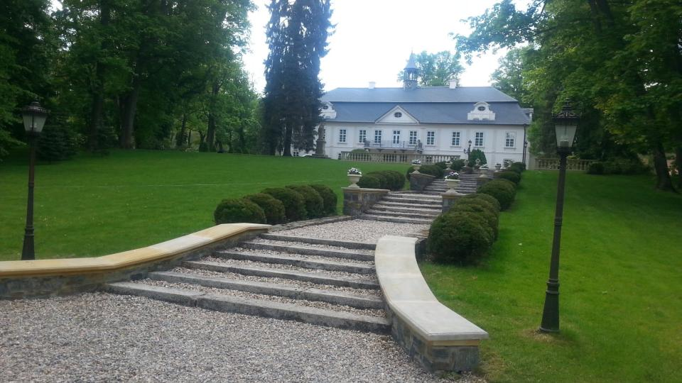 V Jablonné máte pocit, že jste navštívili majitele čerstvě zařízeného zámku