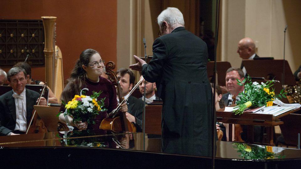 Koncert laureátů Concertino Praga 2016