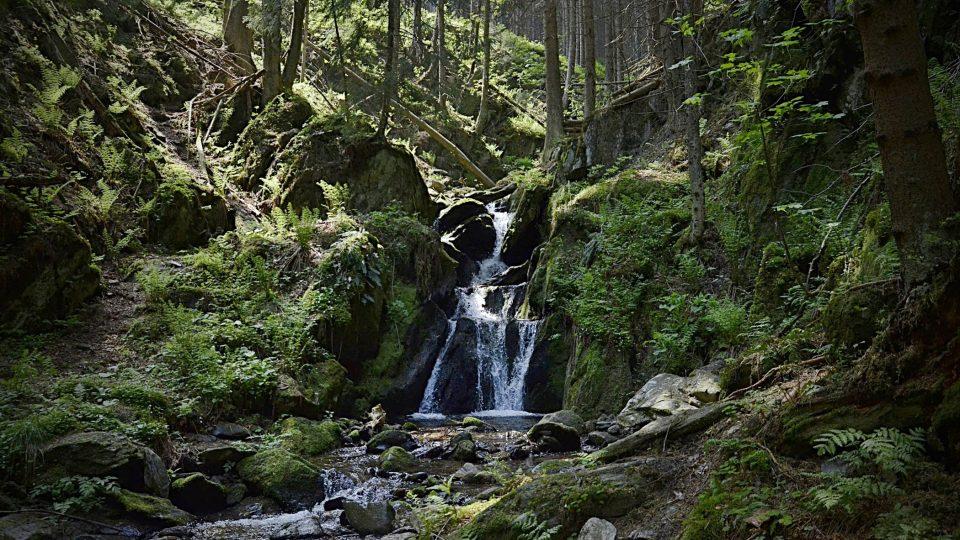 Krkonošské vodopády