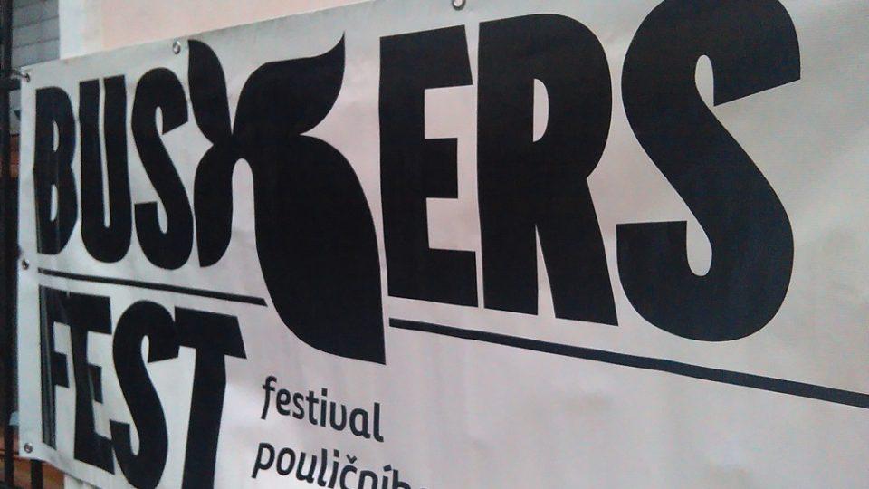 Festival pouličního umění Buskers fest v Českých Budějovicích