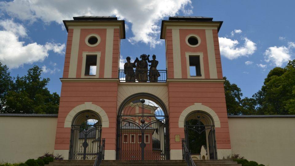 Vstupní brána Ecce homo