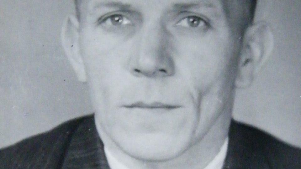 Otec Václav Hanf, popravený s lidickými muži