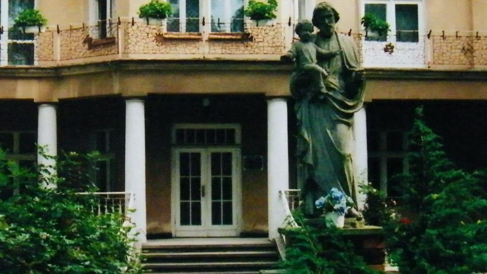 Dětský domov v Puschkau