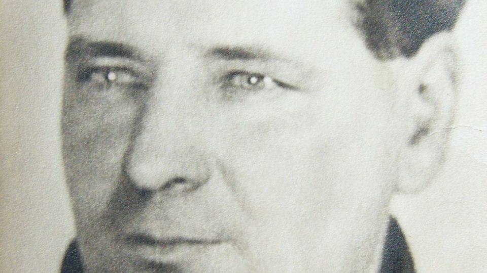 Tatínek Josef Doležal před válkou