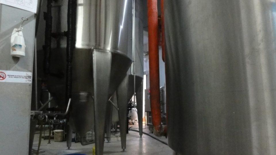 Pivovar 961 má výstav 30 tisíc hektolitrů ročně