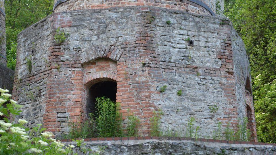 Pacoldova vápenka ze druhé poloviny 19. století prošla před 10 lety rekonstrukcí