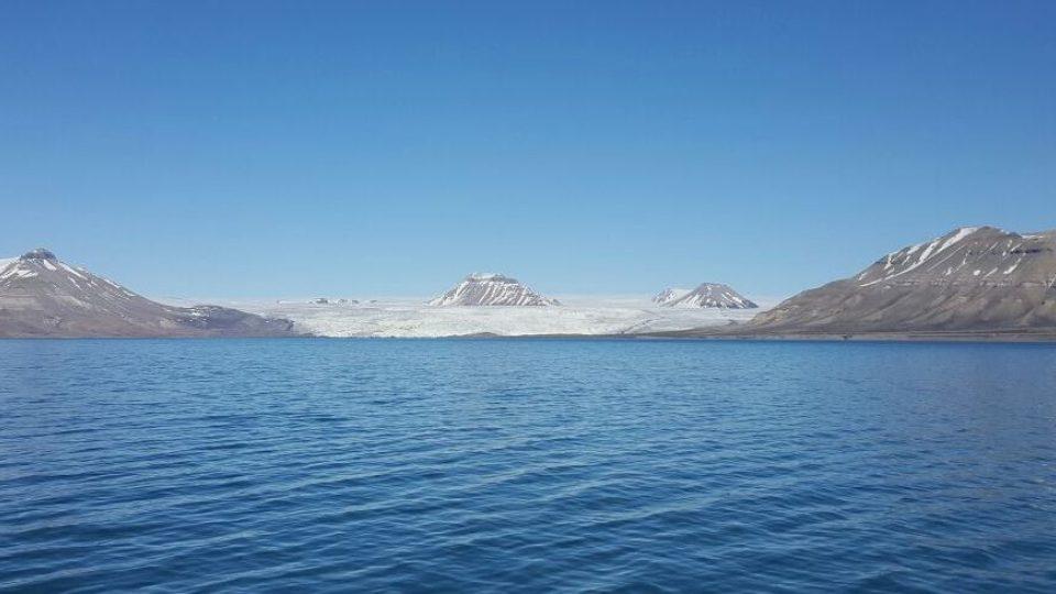 Ledovec Nordenskiold, ledovce v Arktidě kvůli oteplování ubývají