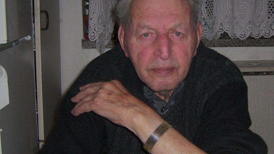Miloš Gut-Dobrý v lednu 2010
