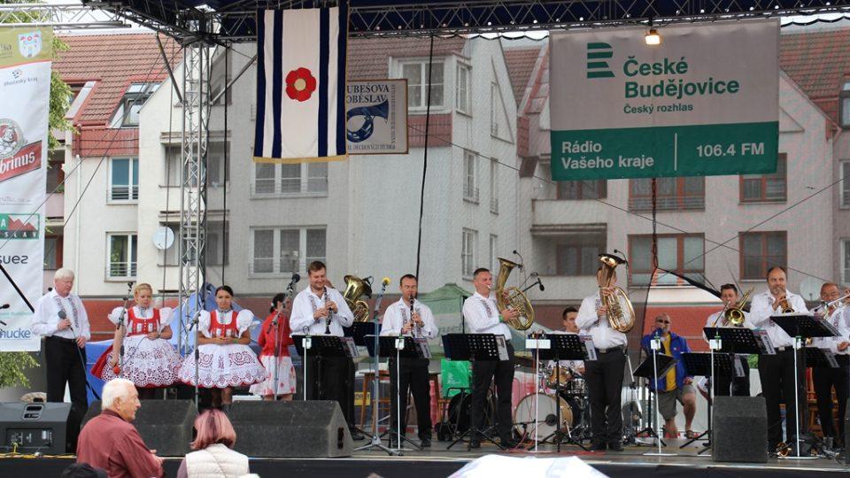 Dechová hudba Dubňanka z Dolních Dubňan