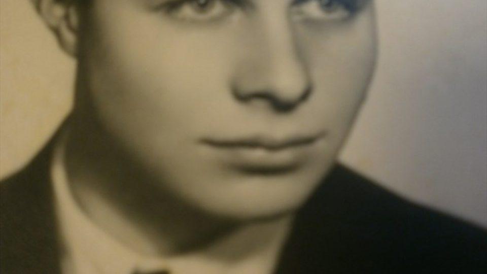 Dobový portrét Miloše Kocmana