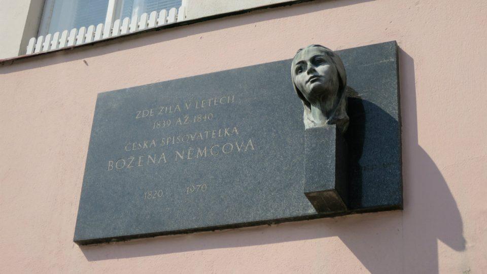 V Litomyšli pobývala Božena Němcová, narodil se jí zde syn Karel