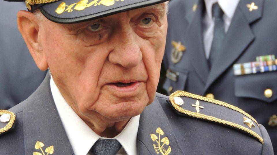 Brigádní generál Emil Boček