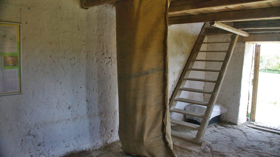 Původní plnění žoků na chmel