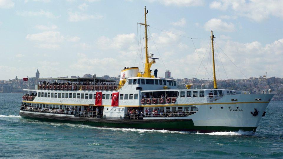 Istanbulská MHD