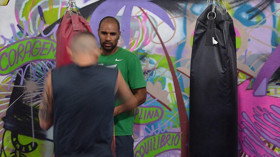 Odvaha, disciplina, rovnováha. Hodnoty, které tu mladým boxerkám a boxerům předávají. Není to jen mlácení