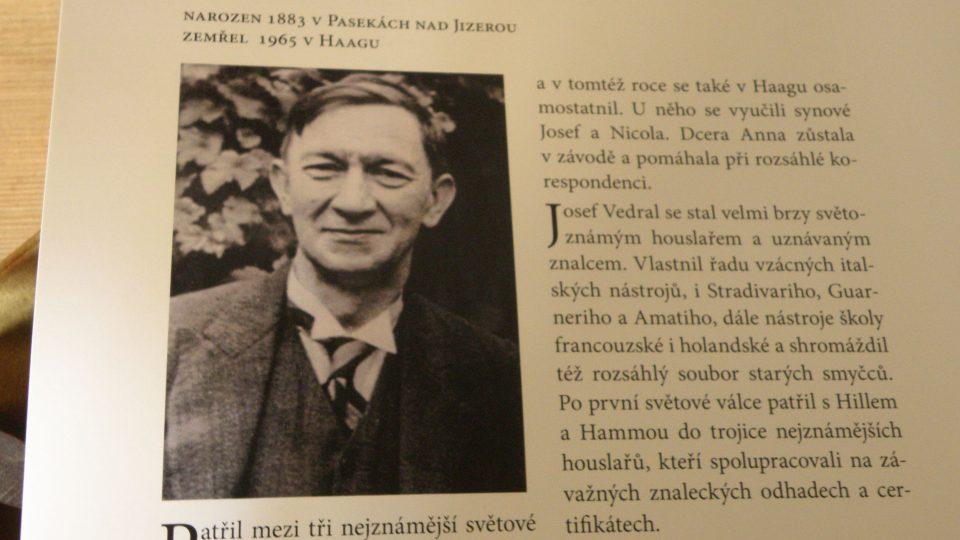Josef Vedral