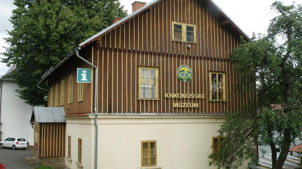 Krkonošské muzeum v Pasekách nad Jizerou