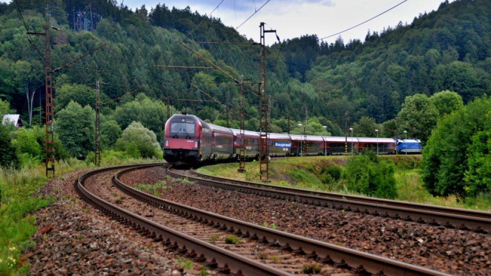 Po této trati už vlak za pár let nepojede