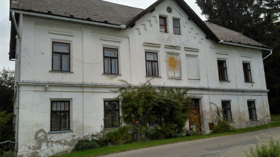 Jogínské centrum na okraji Žďáru u Skutče