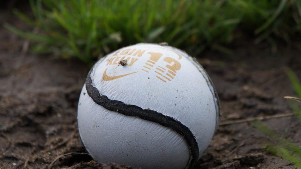 Kožený míček sliotar