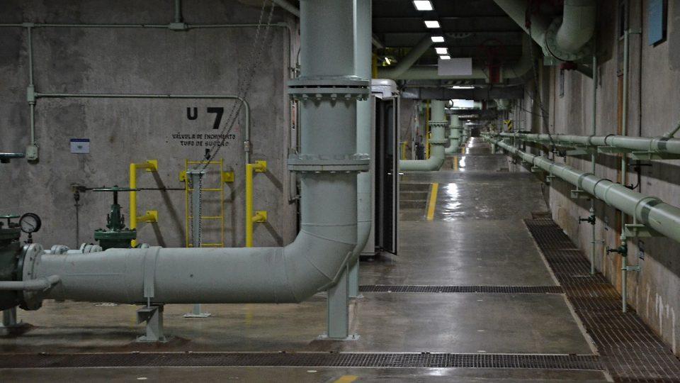 Tenhle tunel je víc než kilometr dlouhý