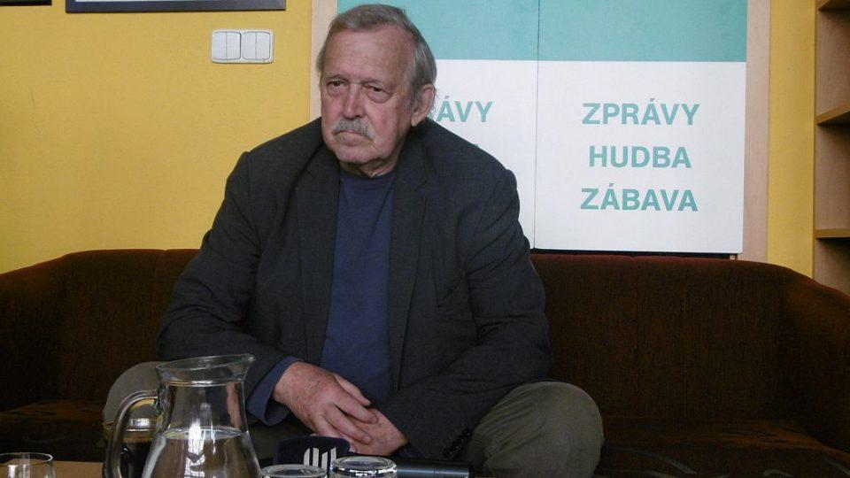 Režisér Andrej Krob hostem v Radioklubu Českého rozhlasu Hradec Králové