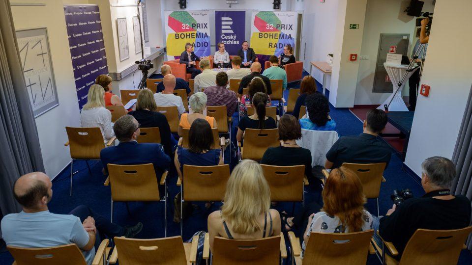Tisková konference PBR 2016