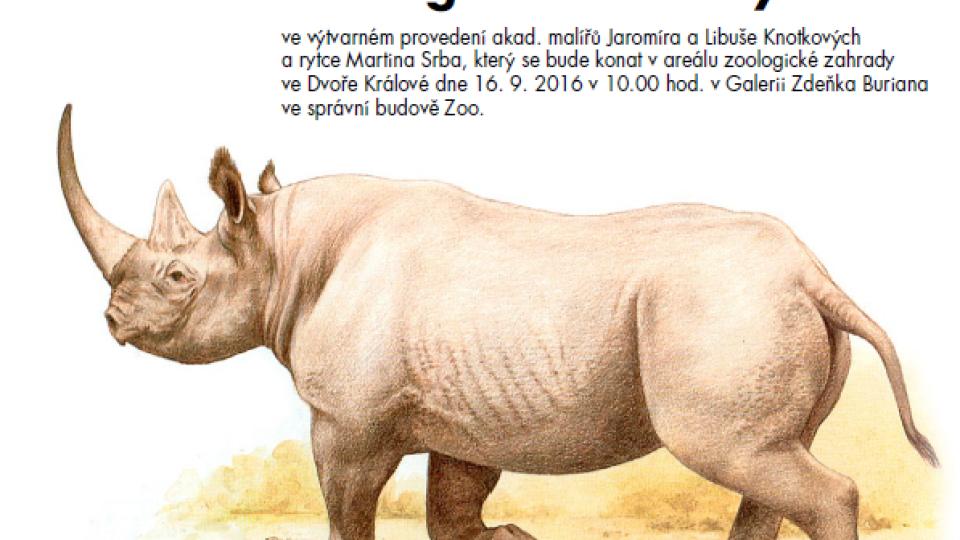 Poštovní známky představují čtyři významné české zoologické zahrady