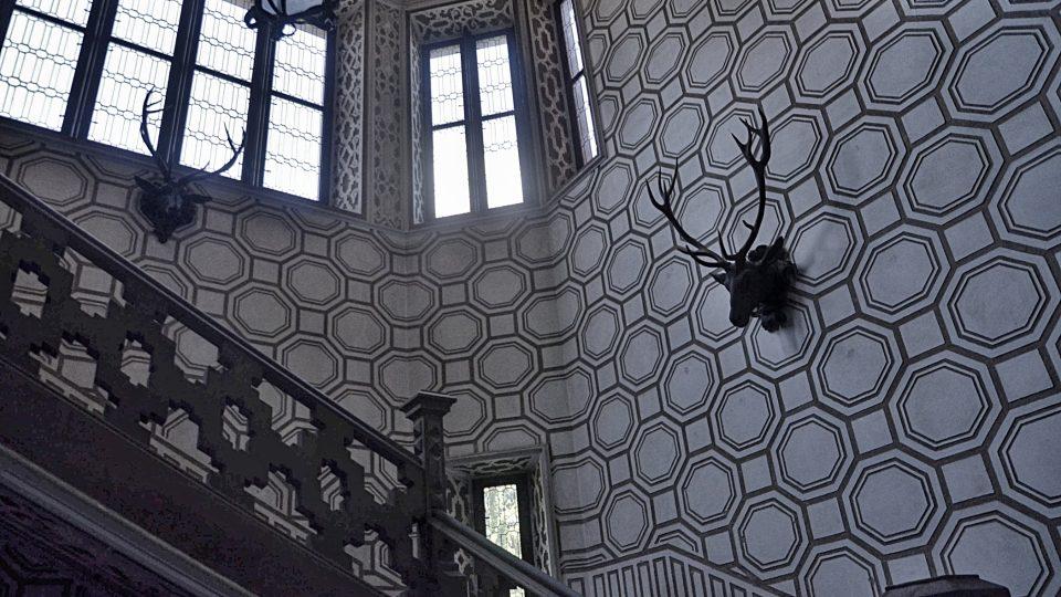 Romantický zámek Hrádek u Nechanic
