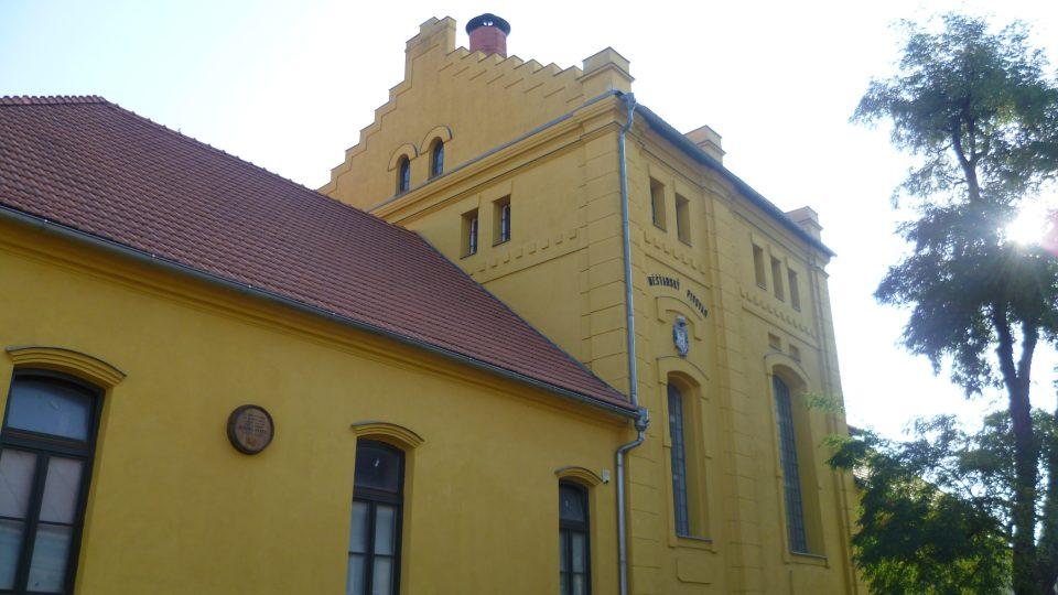Pivovar Polná, budova