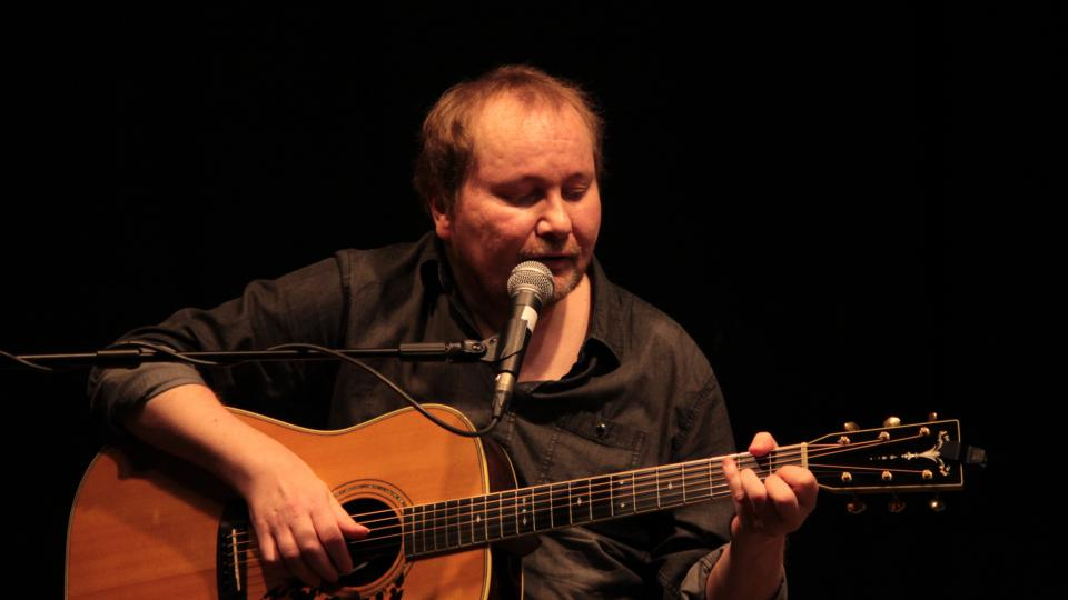 Kytarista Milan Sova