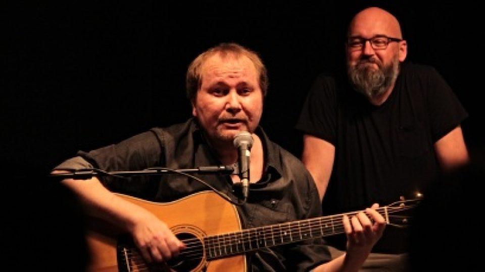 Milan Sova a Petr Kamiš