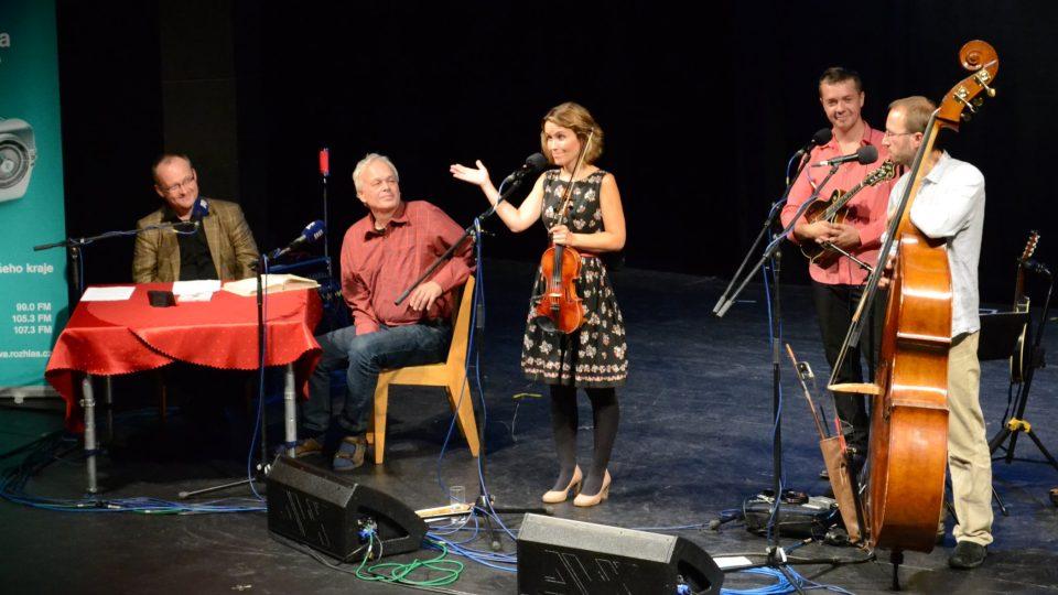 Zpěvem k srdci a Jitka Šuranská Trio