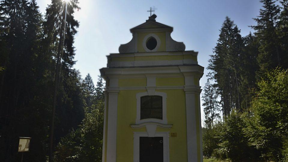 Kaple Jana Nepomuckého