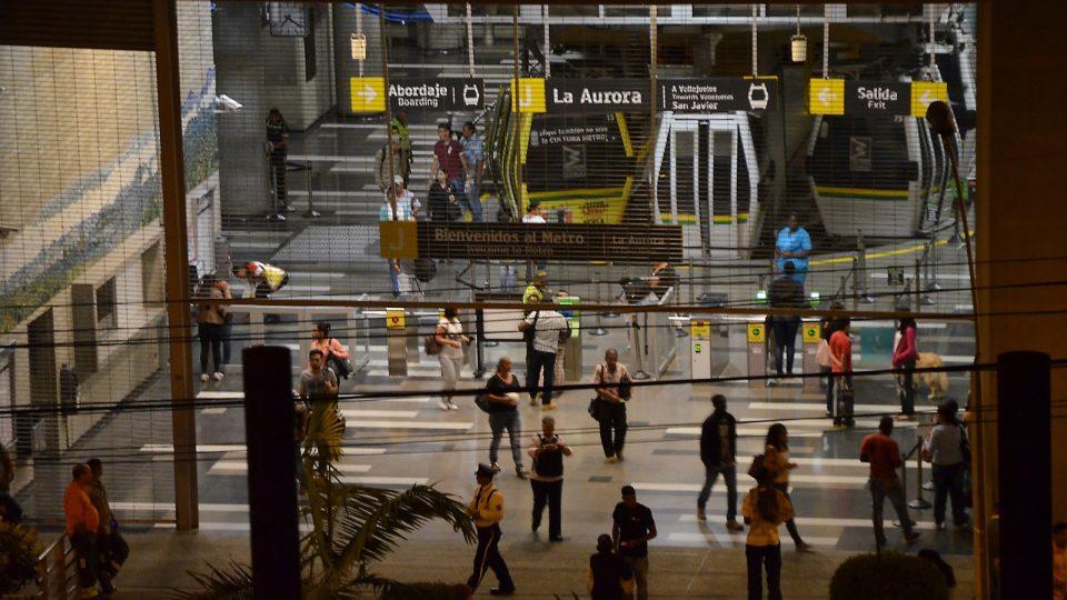I takhle může vypadat terminál hromadné dopravy