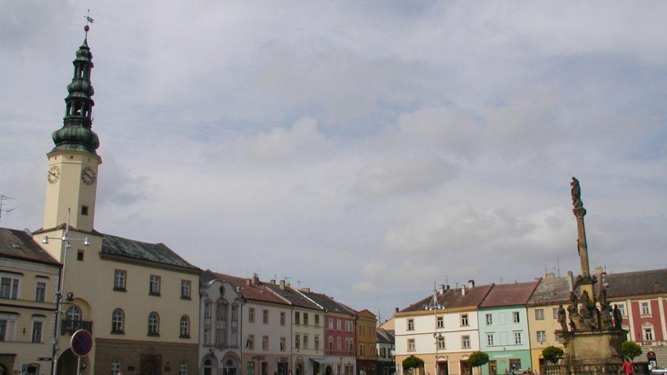 Moravská Třebová je dnes východočeským městem