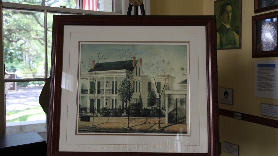 Degasův dům v New Orleans