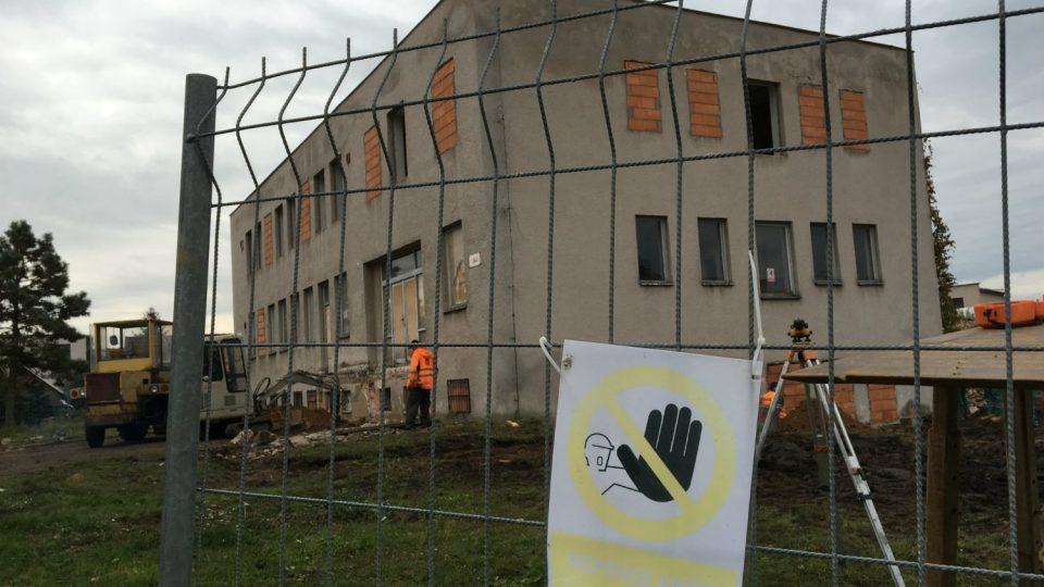 Přestavba domu v Řečanech nad Labem